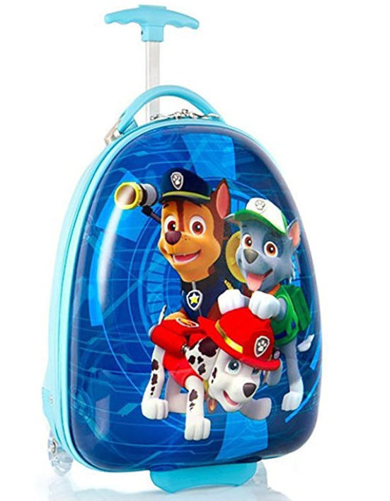 Paw Patrol Luggage for Kids