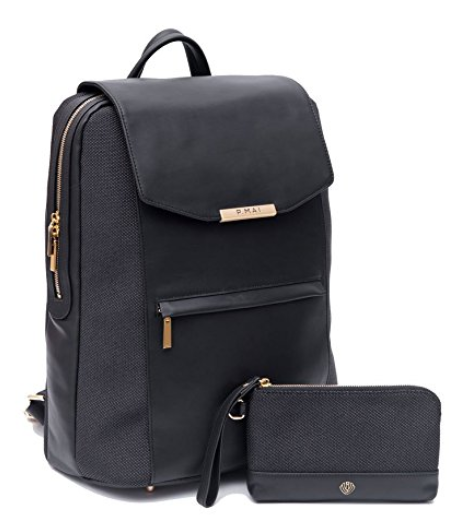 P.MAI Premium Valletta Leather Backpack