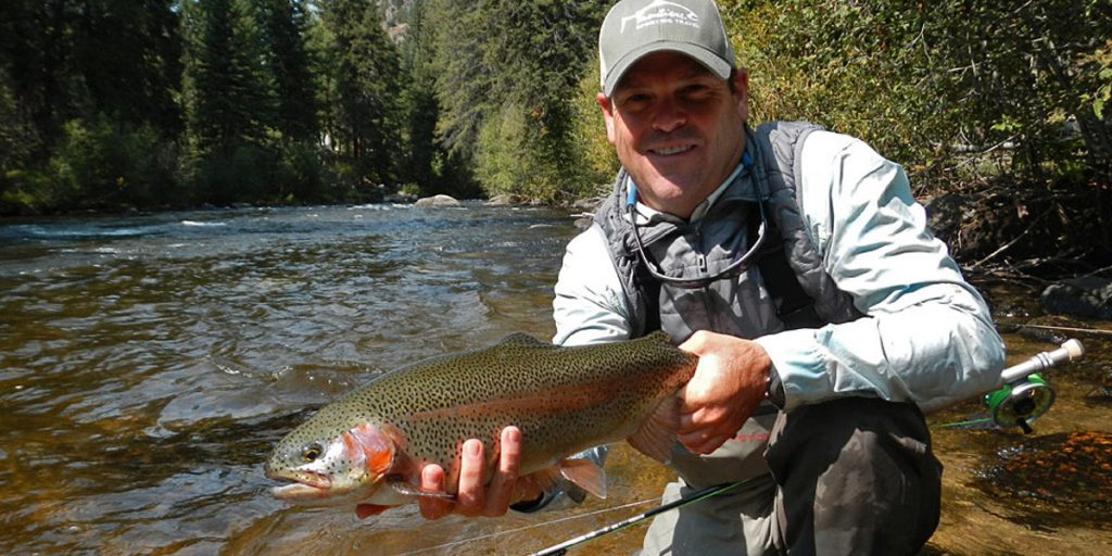 The Taylor River: Fishing the waters