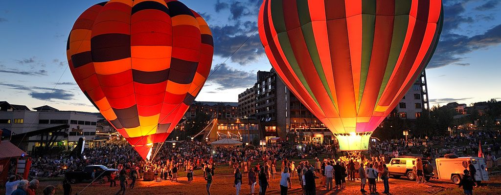 Steamboat Springs: Ballooning