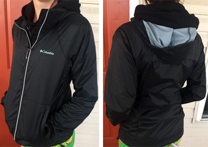 7e28211516e Best Lightweight Waterproof Jacket  Columbia Switchback Review