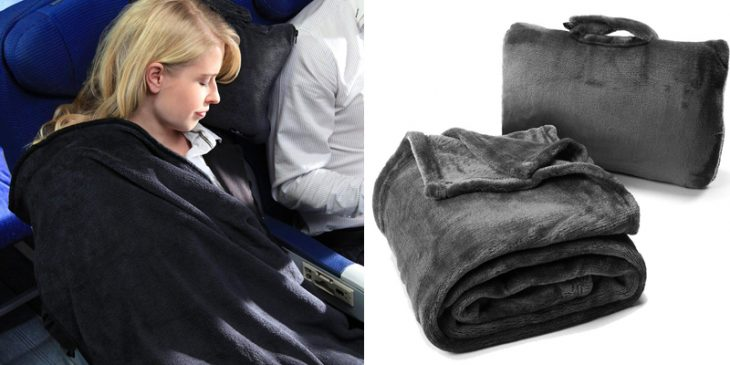 Best Travel Blanket for Flights